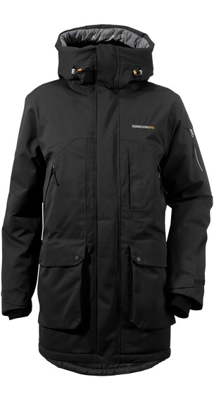 Didriksons 1913 Trew Jacket Men coal black
